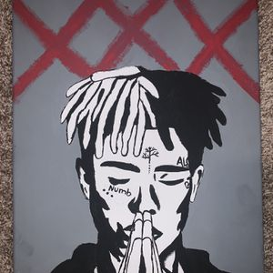 Custom X Painting for Sale in Apex, NC