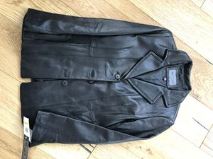 Leather jacket for Sale in New Market, MD