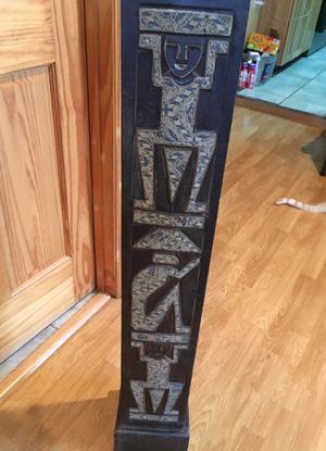 Solid wood display case for Sale in Denver, CO