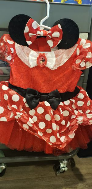 Minnie Mouse Costume for Sale in Argyle, TX