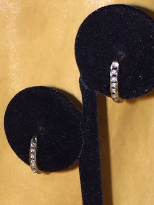 14k yellow gold earrings for Sale in Salt Lake City, UT