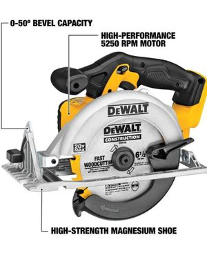 Dewalt Circular Saw (Bare Tool) for Sale in Federal Way, WA