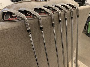 Taylormade Burner PLUS Iron Set (5-AW) - 85g Steel Regular Flex - Right Handed for Sale in Chicago, IL