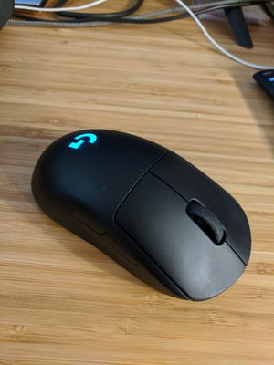 Logitech g pro wireless mouse for Sale in Conroe, TX