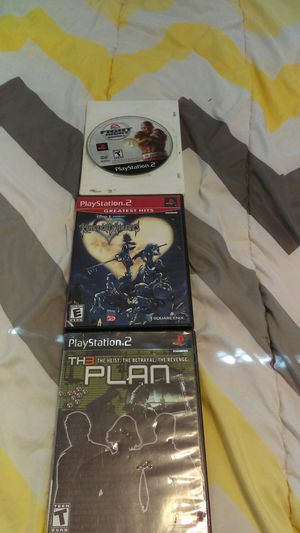 PlayStation 2 games for Sale in Franklin, NJ