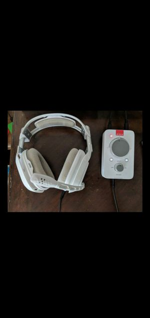 Astro a40 TR with mixamp xbox for Sale in Wildomar, CA