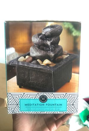Meditation Fountain for Sale in Garland, TX
