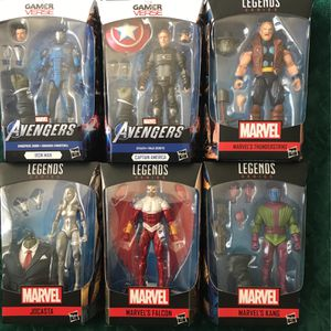 Marvel Legends Joe Fixit Build A Figure Series for Sale in Chula Vista, CA