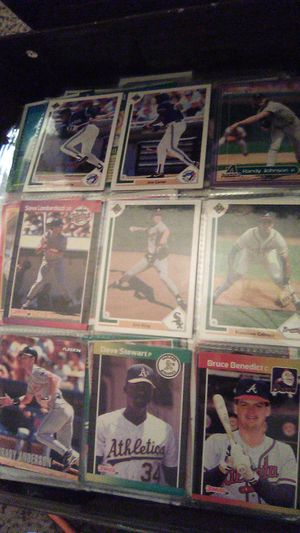 Baseball,Basketball Cards. for Sale in Granite City, IL