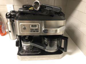DeLonghi Combo 15bar Espresso + Coffee Maker for Sale in West Linn, OR