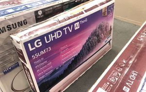 LG uhd tv 55 inch E8 for Sale in Fort Worth, TX