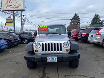 2007 Jeep Wrangler Unlimited for Sale in Happy Valley	,  OR