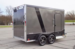 Price($1000) 2016 Enclosed Cargo Trailer for Sale in Rockville, MD