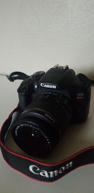 Canon EOS Rebel T6 Digital SLR camera for Sale in Colorado Springs, CO