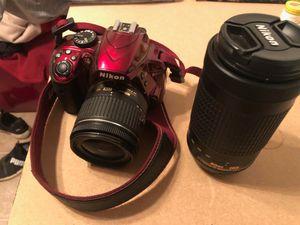 Nikon 3500 for Sale in Bakersfield, CA