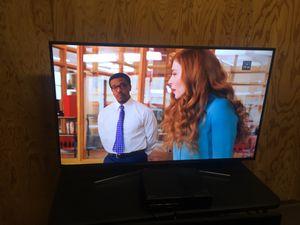 """55"""" 4K Ultra HD Samsung Smart TV for Sale in Salt Lake City, UT"""