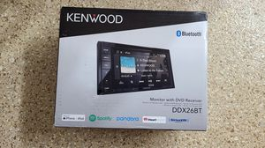 NEW Kenwood DDX26BT for Sale in San Diego, CA