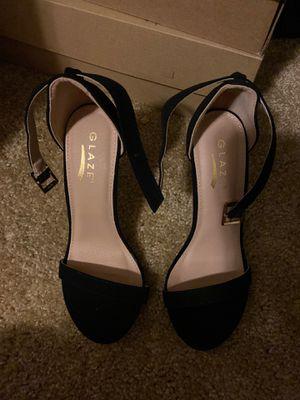 Glaze saude heels for Sale in Fort Bragg, NC