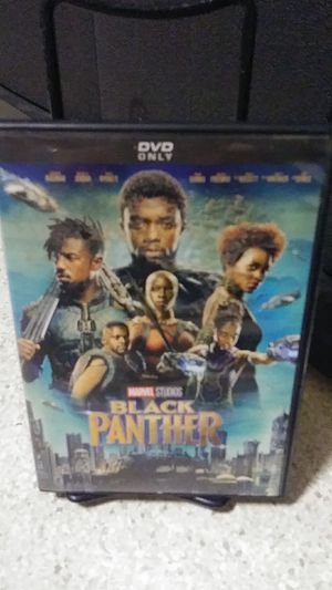 Black Panther dvd for Sale in Yakima, WA