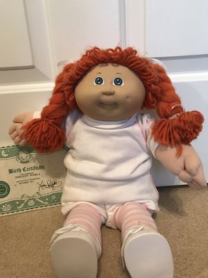 Original Cabbage Patch doll from 1982 with 2nd outfit for Sale in Las Vegas, NV