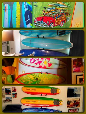 Many different paddle boards and surfboards over 400 of them for Sale in Orange, CA