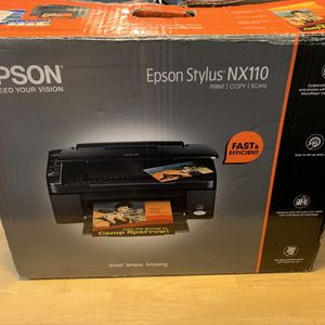 Espín Stylus NX110 - New For Parts / Doesn't Work for Sale in Vallejo, CA