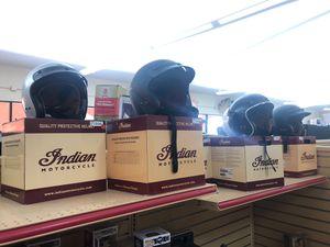 INDIAN MOTORCYCLE HELMETS for Sale in Glendale, AZ