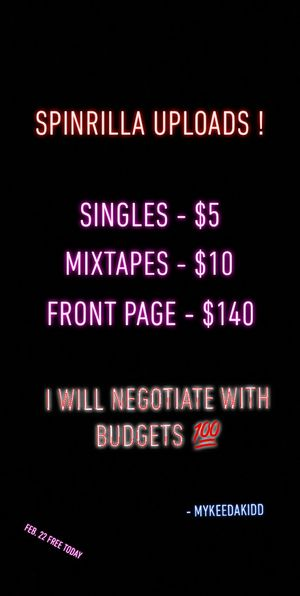 Come Upload Your Music With Me Artist 💯 Im Official ❗️ for Sale in Dale City, VA