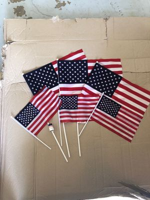 American Flags 6 for Sale in Port St. Lucie, FL