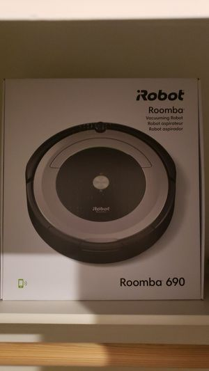 IRobot 690 Robot Vaccuum for Sale in Ontario, CA
