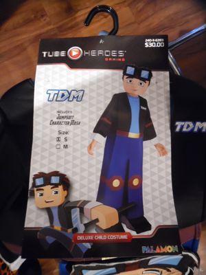 Tube heroes TDM Halloween costume for Sale in San Diego, CA