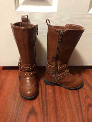 Piper Toddler Girl Riding Boots for Sale in Weslaco, TX