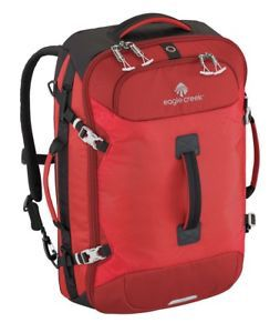 Eagle Creek Expanse Hauler Convertible Backpack Duffel Volcano Red for Sale in Los Angeles, CA