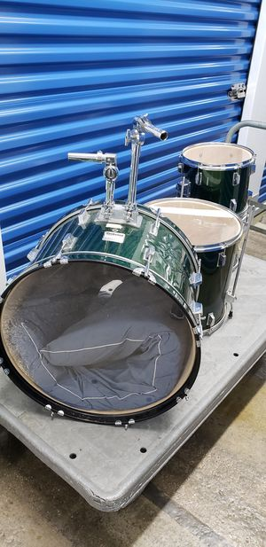 Green Rockwood By Hohner Drum Set for Sale in Washington, DC