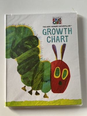 The Very Hungry Caterpillar growth chart for Sale in Tigard, OR