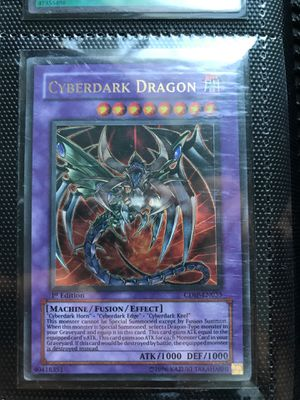 Ultra rare Cyberdark Dragon for Sale in Canyon Country, CA