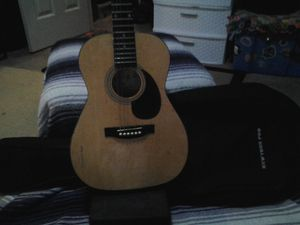 Jay Jr. Guitar with case for Sale in Austin, TX