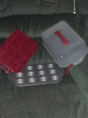 Cupcakes holder for Sale in Ontario, CA