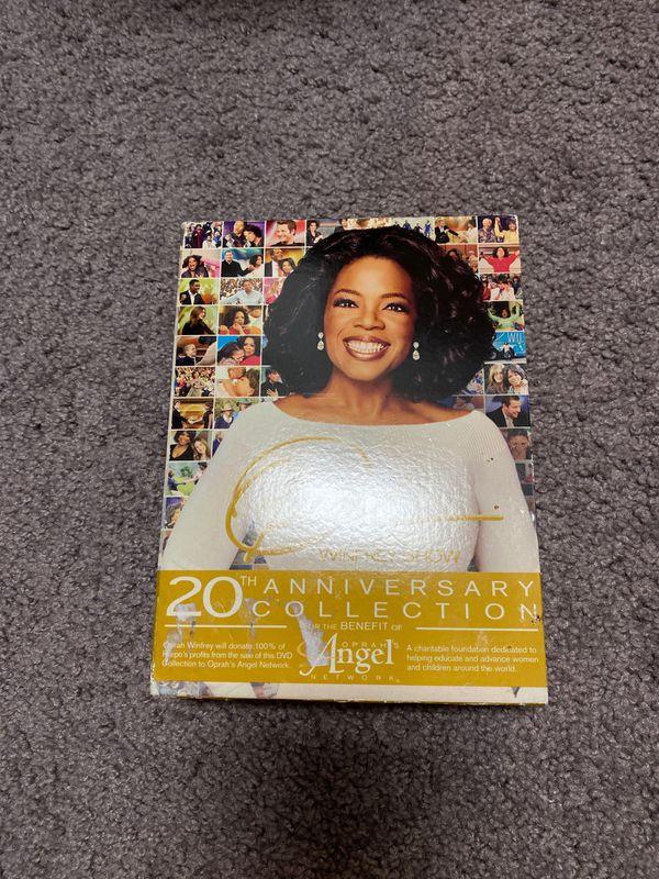 20th anniversary Oprah DVD COLLECTION
