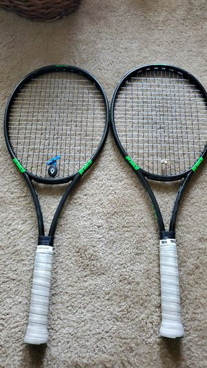 PRINCE 775 tennis rackets (2) for Sale in Glen Allen, VA