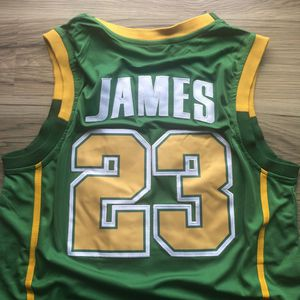 BRAND NEW! 🔥 LeBron James #23 Irish High School Jersey + SIZE LARGE or XL + SHIPS OUT NOW! 📦💨 for Sale in Los Angeles, CA