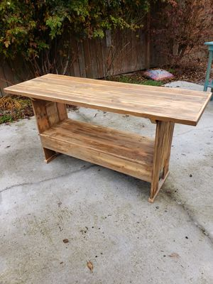 FARMHOUSE TABLE for Sale in Puyallup, WA