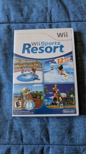 Wii Sports Resort - Nintendo Wii game for Sale in Meridian, ID