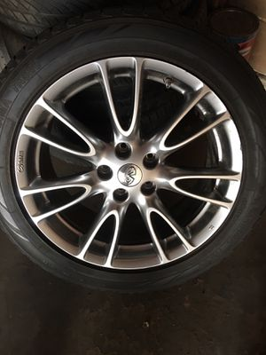 Infiniti OEM rims for Sale in Anaheim, CA