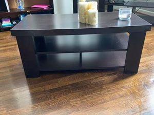 Wooden coffee table for Sale in Roanoke, VA