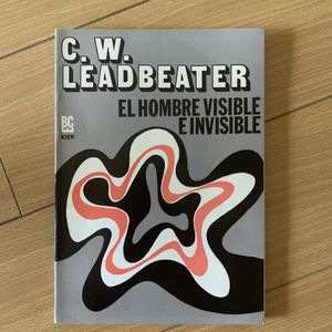 El hombre visible e invisible - C W Leadbeater for Sale in Fort Lauderdale, FL