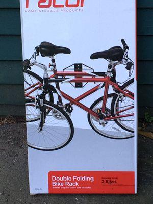 Racor 2-bike folding bike rack for Sale in Strafford, NH