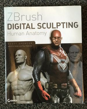 ZBrush Digital Sculpting: Human Anatomy for Sale in San Francisco, CA