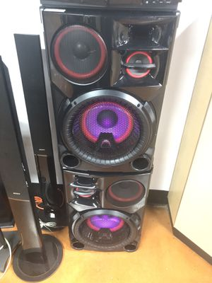 LG Stereo System for Sale in Raleigh, NC