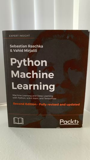 Python machine learning. 2nd edition. for Sale in Chicago, IL